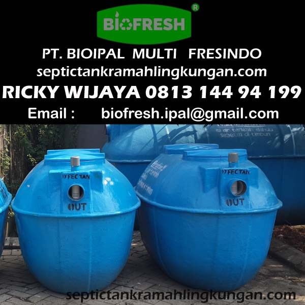 Septic Tank RC 2 is Biotech