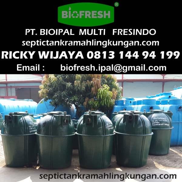 Septic Tank Biogift