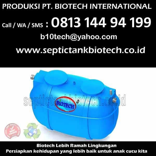 Septic Tank Biorich