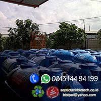 Jual Safetic Tank Biotech
