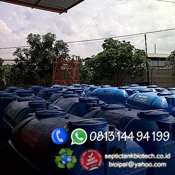 Safetic Tank Biotech