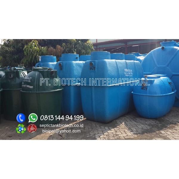 Ukuran dan Kapasitas Septic Tank Biotech RC Series