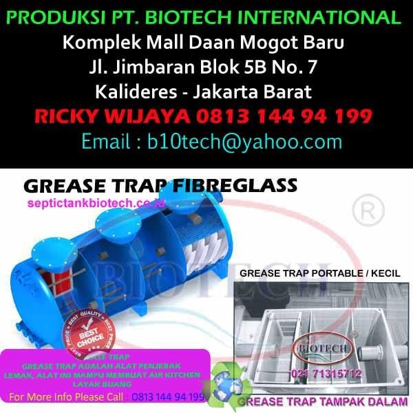 Grease Trap Biotech