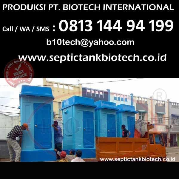 Toilet Portable Biotech
