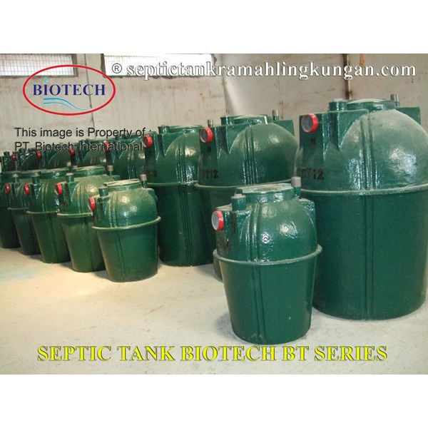 Septic Tank Bio 12