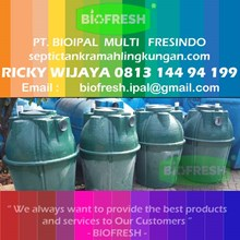 BT Series Septic Tank Biotech