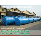Cara Pasang Septic Tank Biotech BT Series 2