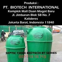 Jual Ukuran Septic Tank Biotech BT Series 2