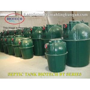 Ukuran Septic Tank Biotech BT Series
