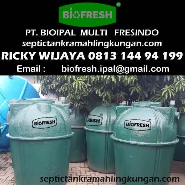 Septic Tank Biofresh