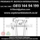 Ukuran Septic Tank Biotech BT 12 3