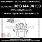 Ukuran Septic Tank Biotech BT 16 3