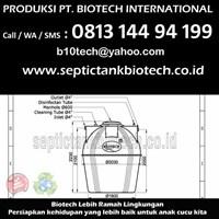 Jual Ukuran Septic Tank Biotech BT 16 2