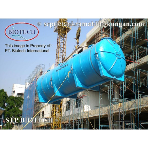 Sewage Treatment Plant ( STP ) Biotech RCO Series