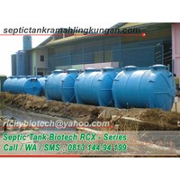 Cara Pasang Septic Tank Biotech RCX series