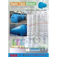 Go Green Septic Tank