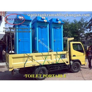 Toilet Portable By PT Biotech International