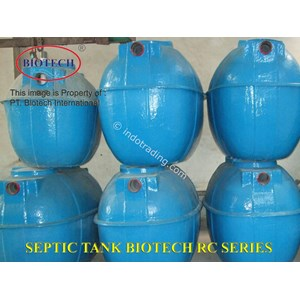 Septic Tank Bio By PT Biotech International
