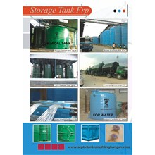 Water Tank And Chemical Tank