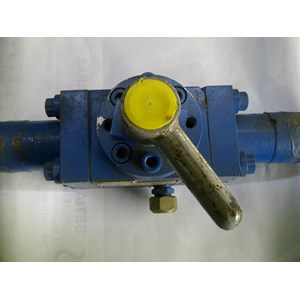 BALL VALVE KF HIGH PRESSURE