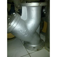 Jual STRAINER CAST IRON JIS 10K 2