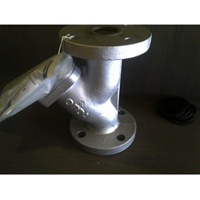 STRAINER CAST IRON JIS 10K