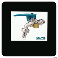 BALL VALVE LOCKABLE 1