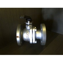 BALL VALVE CAST IRON JIS 10K