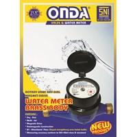 Meter Air Onda ( SNI ) - Water Meter