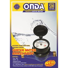 Water Meter Onda (SNI)