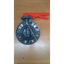Buterffly valve PVC