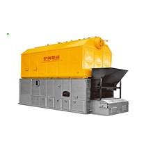Biomass Fired Steam/Hot Water Boiler