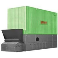 Jual YLW type coal-fired horizontal boiler / organic heat carrier boiler