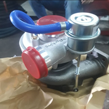 Turbocharger 3