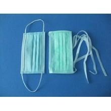 Masker Disposable - Face Mask - Masker Mulut - Ear Loop Atau Tie On - Masker Mulut - Maskert Medis -  Masker Kesehatan