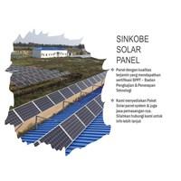 Beli Monocrystalline Solar Panel Sinkobe Spm 10Wp 4