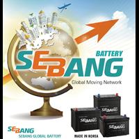 Agm Batteries Vrla/ Aki Kering/Baterai Kering Rocket Korea 1