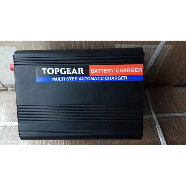 Battery Charger Aki Kering/Basah Vrla Automatic Smart Charger