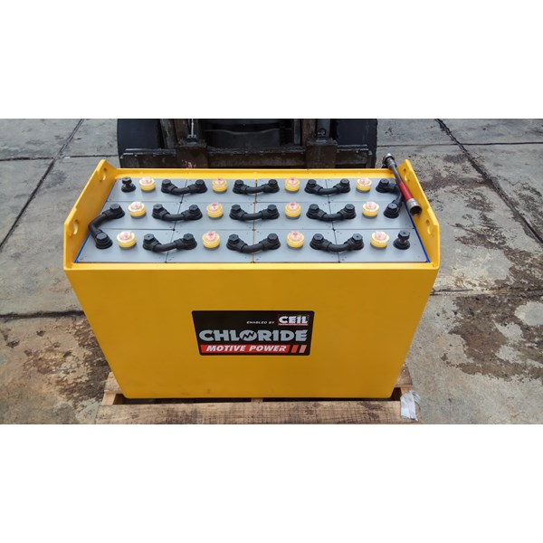 Traction Batteries Chloride Baterai Forklift Elektrik