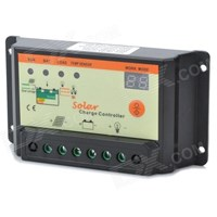 Beli Pwm Solar Charge Controller 15A/60A 4