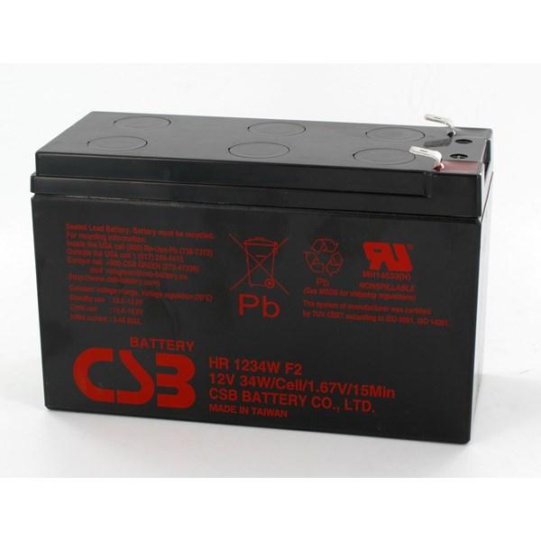 BATERAI KERING Csb Hr 1234W - 12V 9Ah / 9.5Ah - Ups Apc Standard Battery