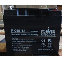 Baterai Kering Power Kingdom Pk 45-12 12V 45 Ah -