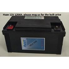 Baterai Kering Haze Hzb 12-120 12V 120 Ah - Aki A