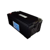 Agm Batteries Vrla Baterai Kering Haze Hzb 12-150 12V 150 Ah - Aki Accu