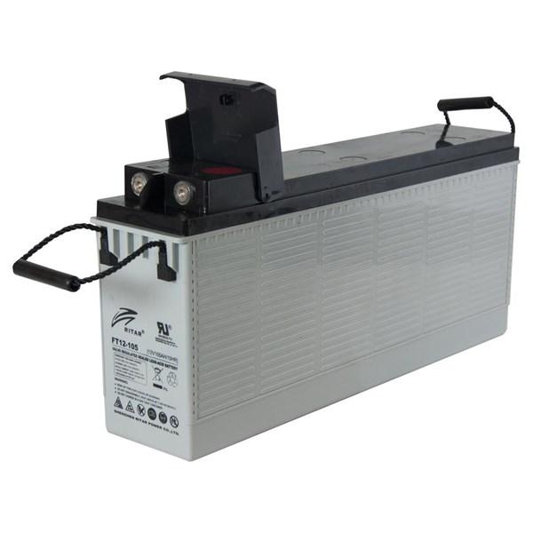 Agm Batteries Vrla Aki Kering Ritar Garansi Resmi 12V 105Ah
