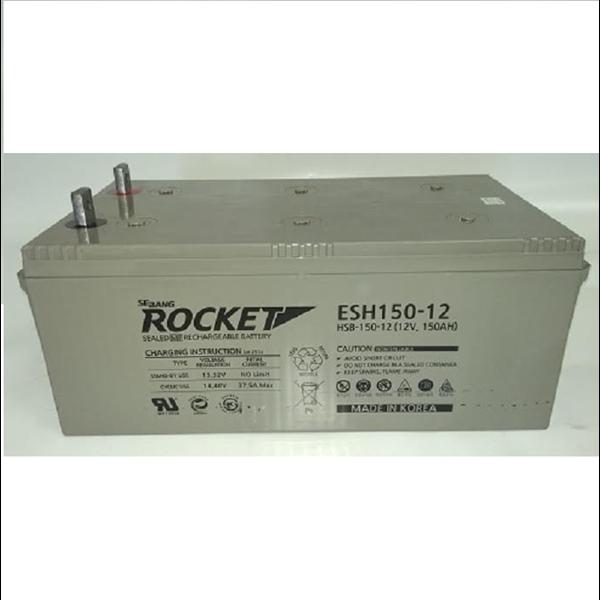 Baterai Aki Rocket ESH150-12