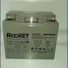 Baterai Aki Rocket ESH30-12