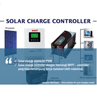 Solar Charge Controller PWM