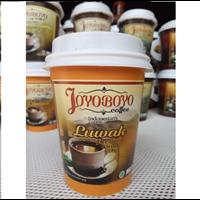 Kopi Cup Luwak Premium Grade special coffee break