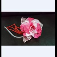 Bunga Artificial Kain Model 5 1